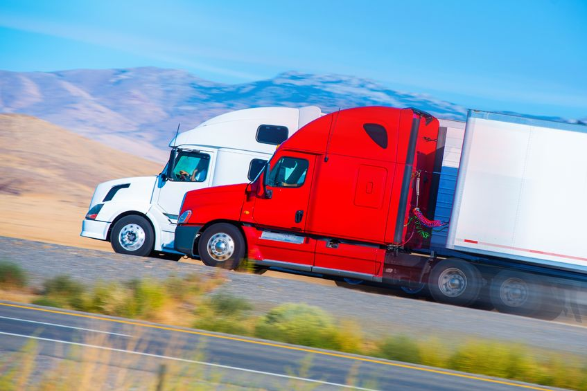 Commercial Freight Systems (CFS) - Trucking Services