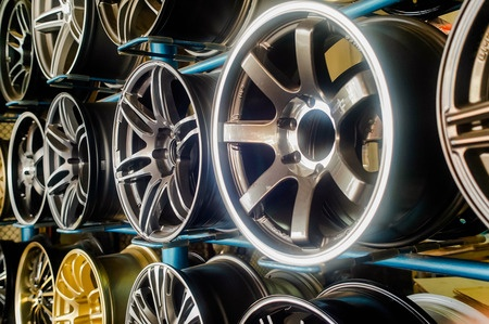 Freight Transporation Services for the Automotive Industry - Wheels - CFS