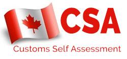 CFS Certifications | Customs Self Assessment (CSA)
