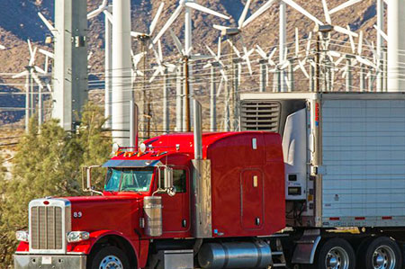 Energy Industry Transprtation and Logistics - CFS