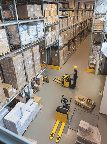 CFS - warehousing and distribution overview